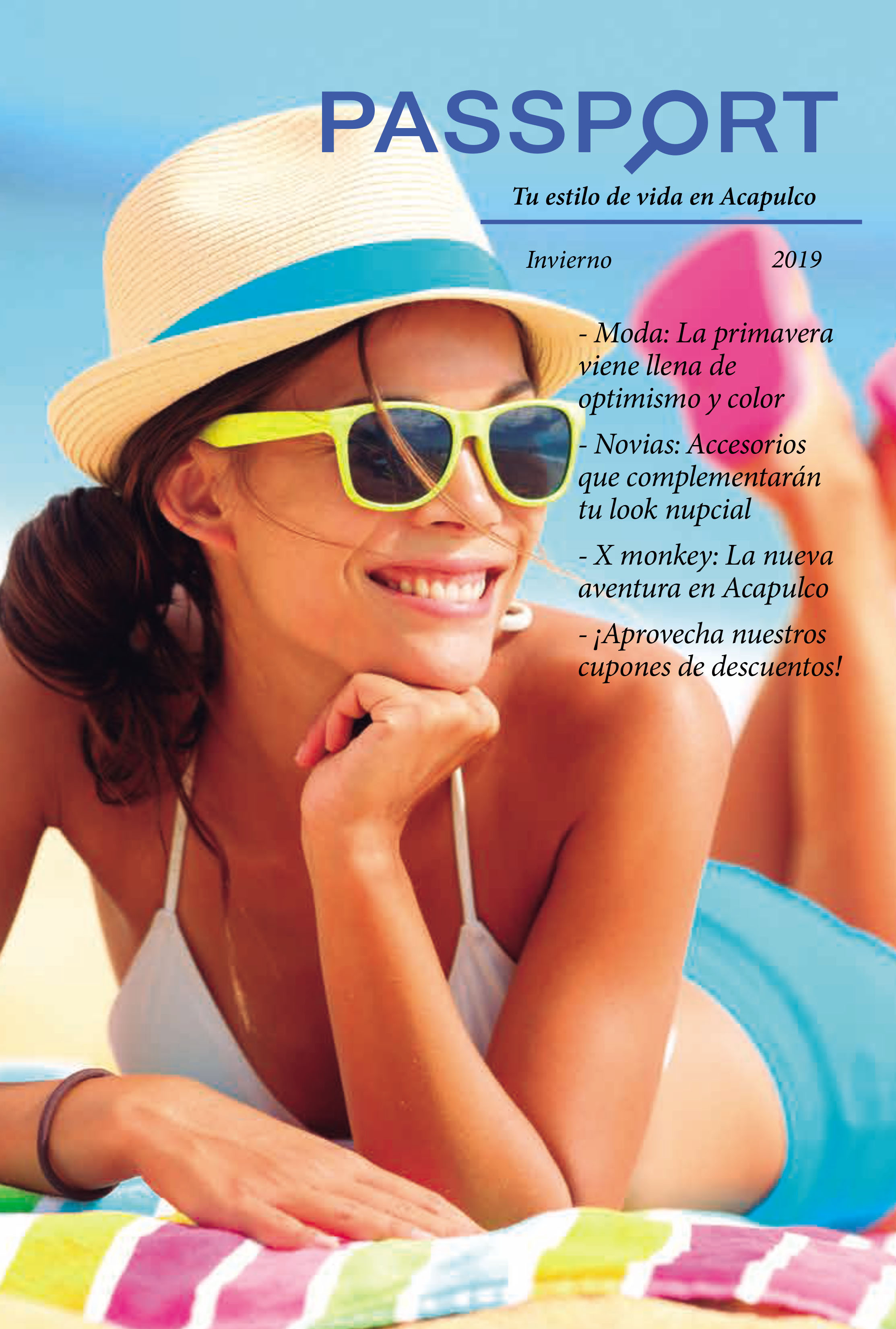 Revista Passport 68